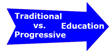 traditional-vs-progressive-education