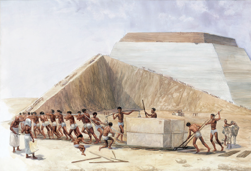 building-the-great-pyramid1